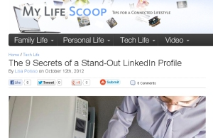 9 secrets to a stand-out LinkedIn profile