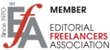 Member: Editorial Freelancers Association